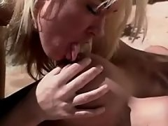 Sex addicted lesbian going naughty